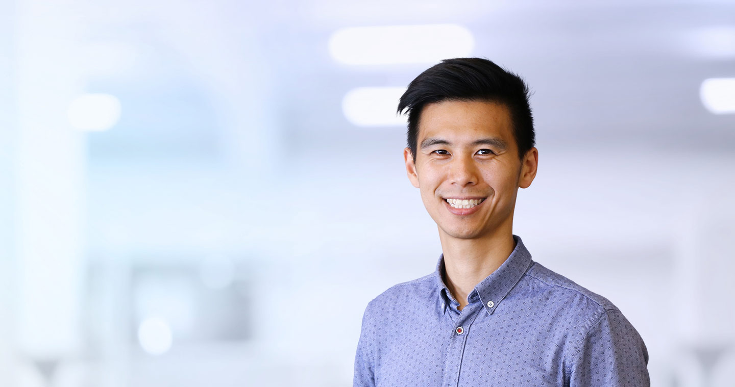 North York Physiotherapist Cedric Quach