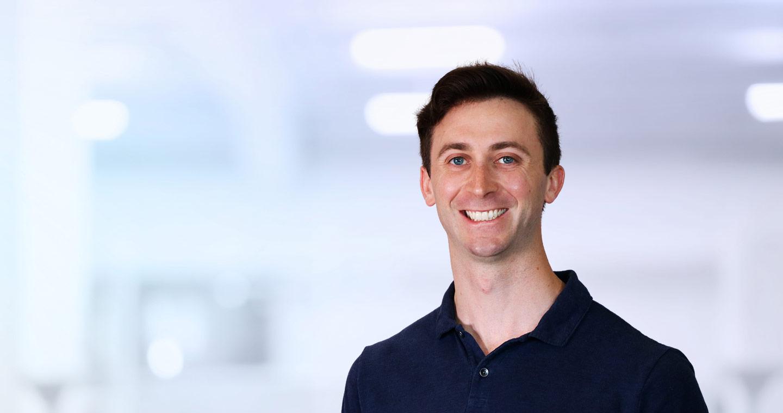 Burlington Physiotherapist Daniel MacKinnon