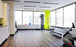 Cornerstone Physiotherapy Downtown Toronto Clinic gym area