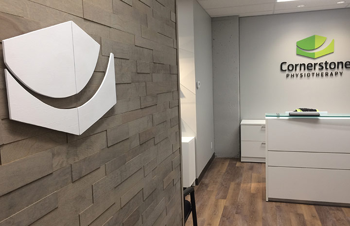 Cornerstone Physiotherapy North York entrance