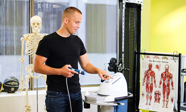 Shockwave Therapy Services