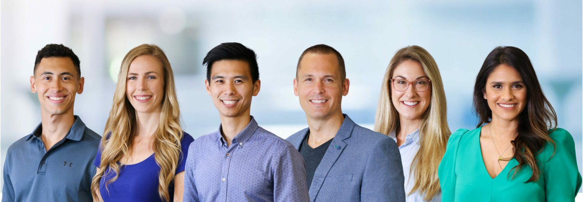 team of physiotherapists and massage therapists at Cornerstone Physiotherapy