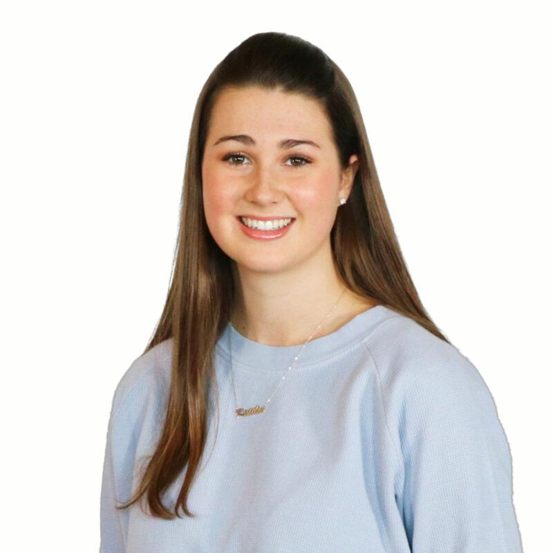 Cornerstone Physiotherapy Burlington receptionist Kaitlin McClelland