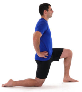 exercise to stretch hip flexors